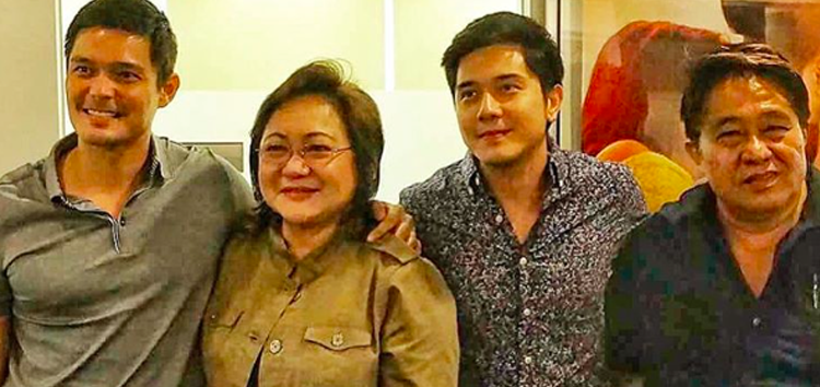 "Dingdong Dantes reunites with Angelica Panganiban for Star Cinema's ""The Unmarried Wife"""