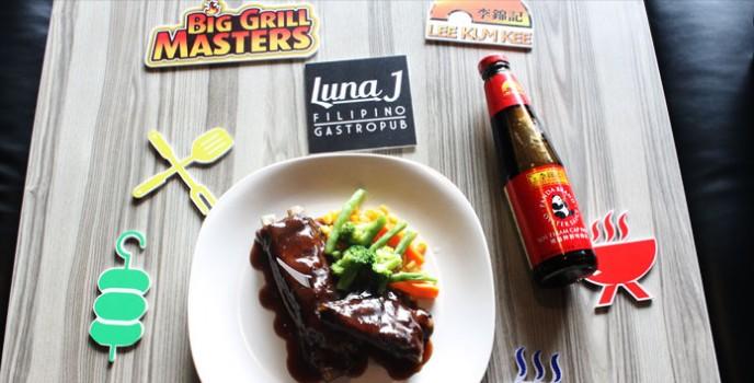 What makes Luna J Filipino Gastropub's Baby Back Ribs more delicious?