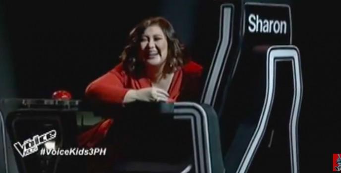 Mega Star Sharon Cuneta gives new flavor in The Voice Kids Season 3