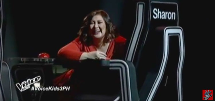 Mega Star Sharon Cuneta gives new flavor in The Voice Kids Season 3
