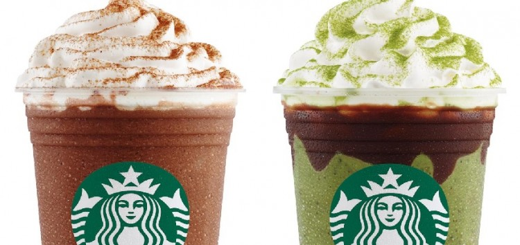 Discover the perfect blend of tea and chocolate in the two new Starbucks Frappes