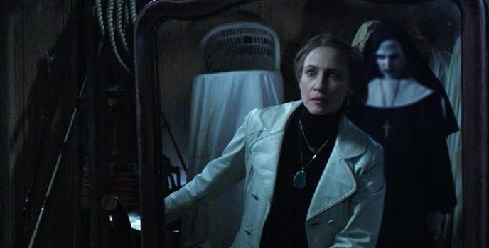 "Warner Bros. Pictures to hold midnight screening for ""The Conjuring 2"" on June 9"