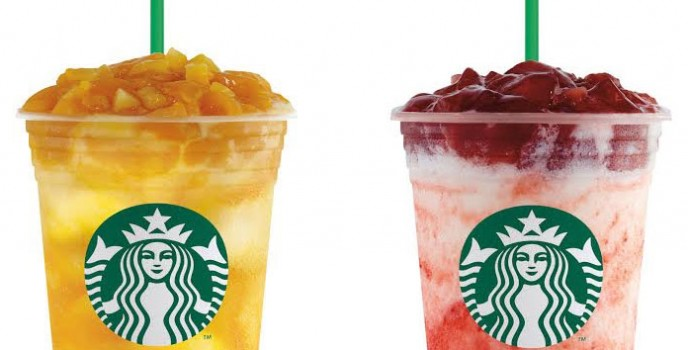 Starbucks gives you the perfect combination of sweetness and tartness!