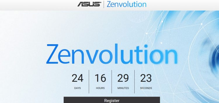 Be part of the ASUS Zenvolution movement!
