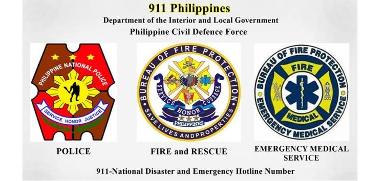 Hotlines 911 and 8888 are now accessible nationwide