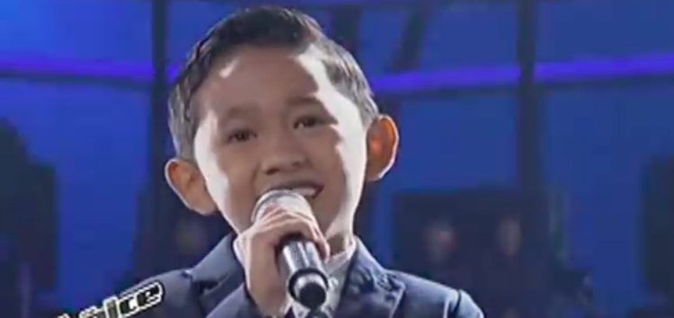 FamiLea's Joshua Oliveros is The Voice Kids Season 3 Grand Champion