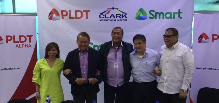 Enjoy faster connection with SMART powered WIFI in Clark International Airport
