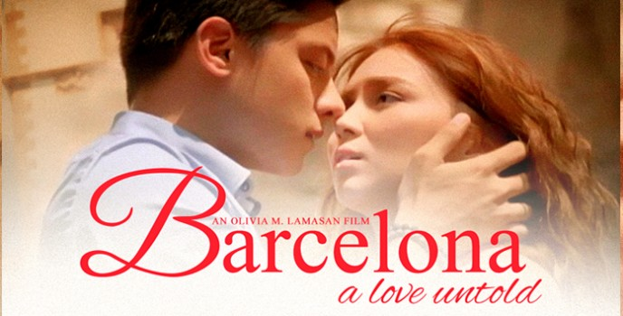 KathNiel's Barcelona: A Love Untold earned Php 23M on its first day
