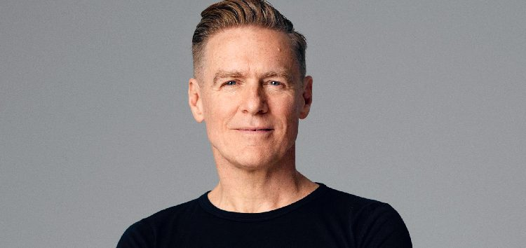 Bryan Adams is coming to Manila on 2017!