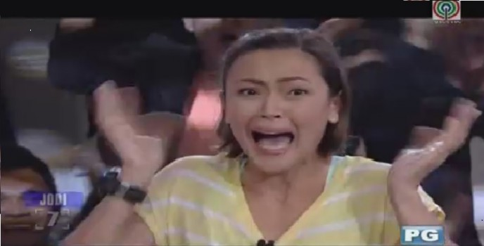 Jodi Sta. Maria wins Php 1 Million in Minute To Win It Last Man Standing