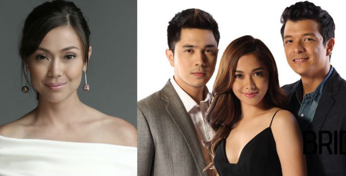 Jodi Sta. Maria, Bridges of Love nominated in the 2016 International Emmy Awards