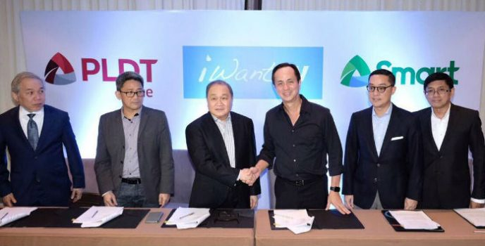 SMART/PLDT Home users can now fully enjoy top-rating Kapamilya shows on iWant TV