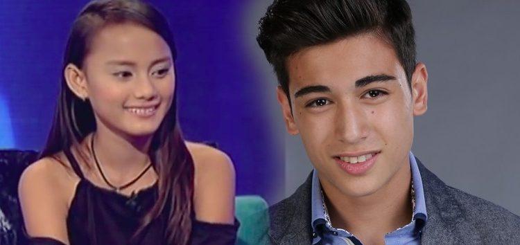 Badjao Girl wants Marco Gallo to be her loveteam
