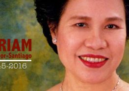 Former senator Miriam Defensor-Santiago passes away
