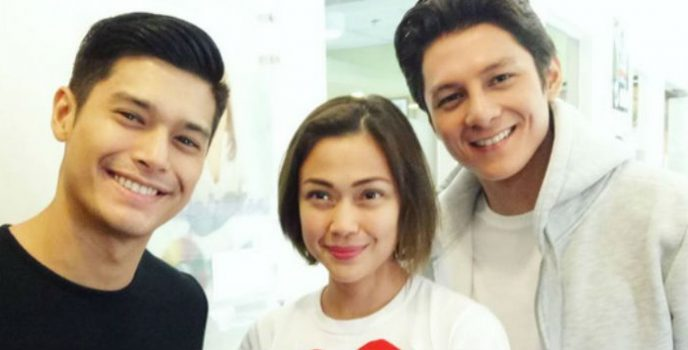 "Jodi Sta. Maria to work with Joseph Marco and JC de Vera in ""Dear Other Self"""