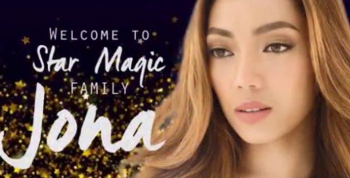 """""""Birit Queen"""" Jona Viray is now a Star Magic artist"""