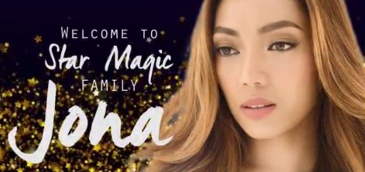 """Birit Queen"" Jona Viray is now a Star Magic artist"