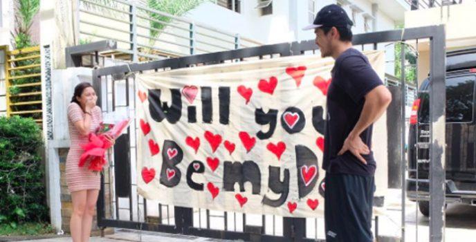 LOOK: Xian Lim asks Kim Chiu to be his date at the Star Magic Ball 2016