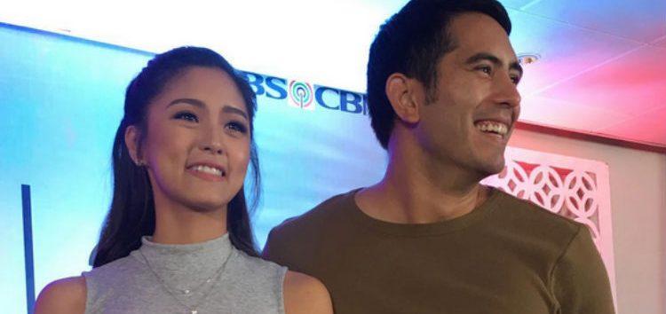 Kim Chiu and Gerald Anderson reunited in Ikaw Lang Ang Iibigin