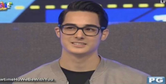 Big Brother introduces Tanner Mata in It's Showtime