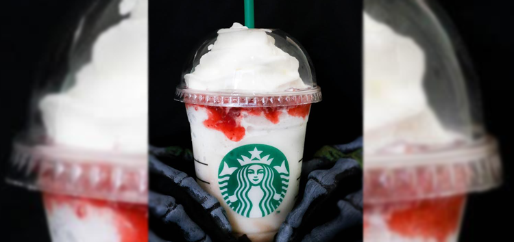 Make your Halloween Party more exciting with Starbucks Frappula Frappuccino