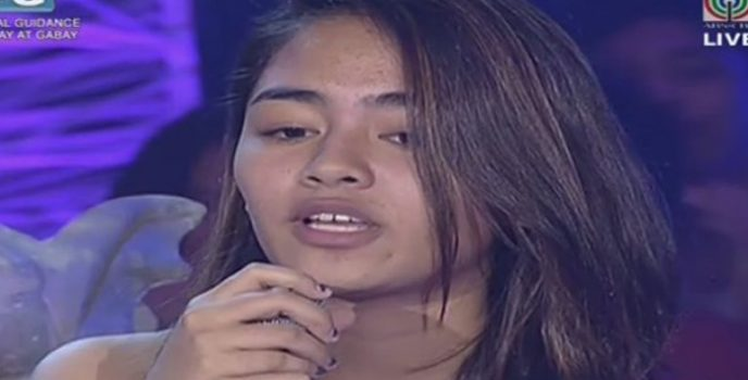Vivoree Esclito evicted from Pinoy Big Brother