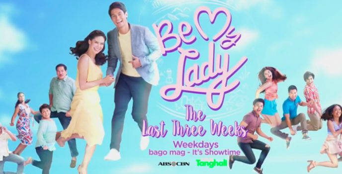 DanRich's Be My Lady now down to its last 3 weeks