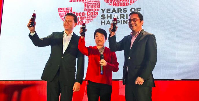 Coca-Cola Foundation Philippines celebrates three decades of making a difference in communities