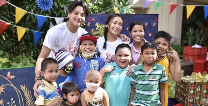 WATCH: Isang Pamilya Tayo Ngayong Pasko: The ABS-CBN Christmas Station ID 2016