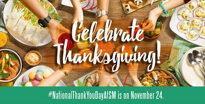 SM Supermalls celebrates National Thank You Day