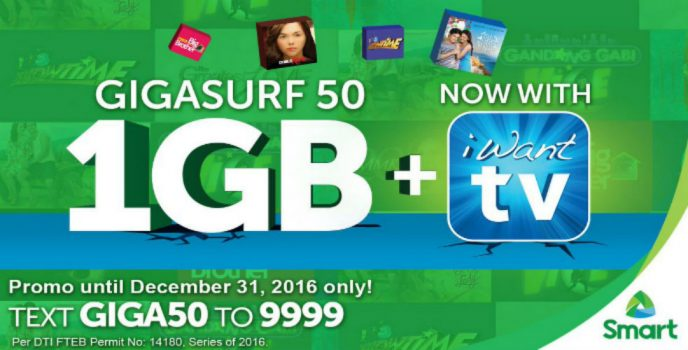 SMART subs will surely not miss any Kapamilya shows again with iWant TV