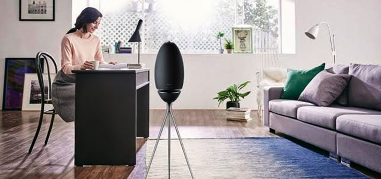 Enjoy great sounds with Samsung Wireless Audio 360 speakers
