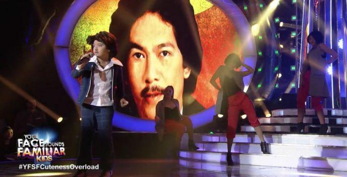 WATCH: Alonzo Muhlach transforms to Rico J. Puno