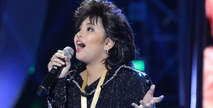 Elha Nympha transforms to Sharon Cuneta in Your Face Sounds Familiar: Kids