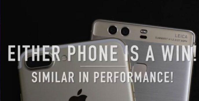 Dual Camera Smart Phone Battery Performance