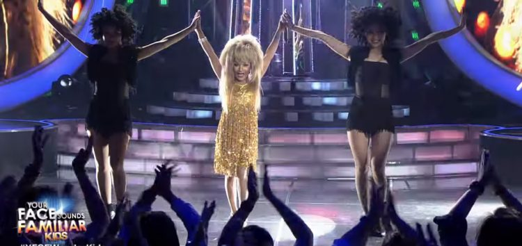 Lyca Gairanod secures top spot on week 4 after transforming to Tina Turner
