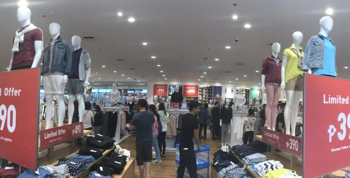UNIQLO opens 35th store to cater Quezon City residents