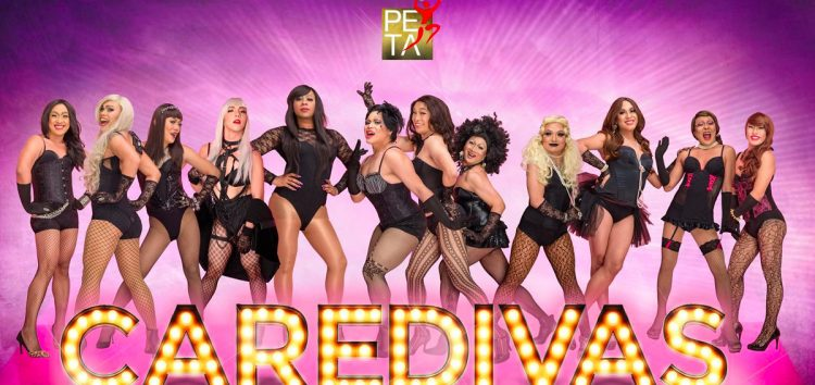 CAREDIVAS are back on the PETA Theater Stage