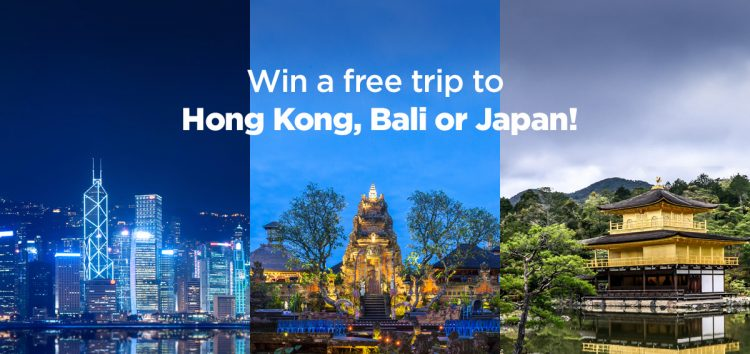 PayMaya rewards millennials with a chance to travel to Asia's top destinations