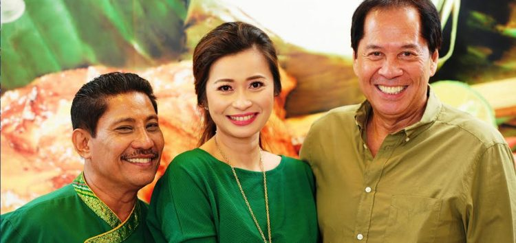 Chefs Sandy Daza, Boy Logro and Rosebud Benitez share their favorite Pinoy desserts