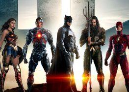 Justice League's official trailer unveiled