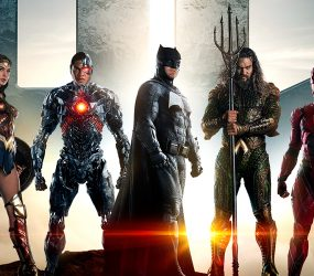 Justice League's official trailer unveiled