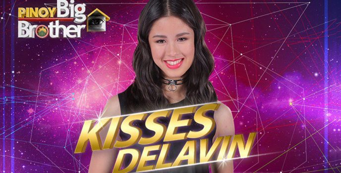 Kisses Delavin – Pinoy Big Brother Lucky Season 7 2nd Big Placer