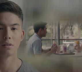 """Tony Labrusca joins McLisse in the """"Tuloy Pa Rin"""" McDo TVC"""