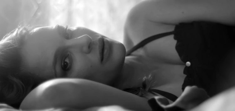 Pregnant Natalie Portman stars in James Blake's New Music Video