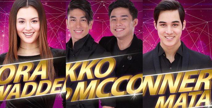 Cora, Tanner and Hashtags Nikko, McCoy failed to make it in the Lucky Big Four