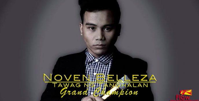 Noven Belleza is Tawag ng Tanghalan Grand Champion!