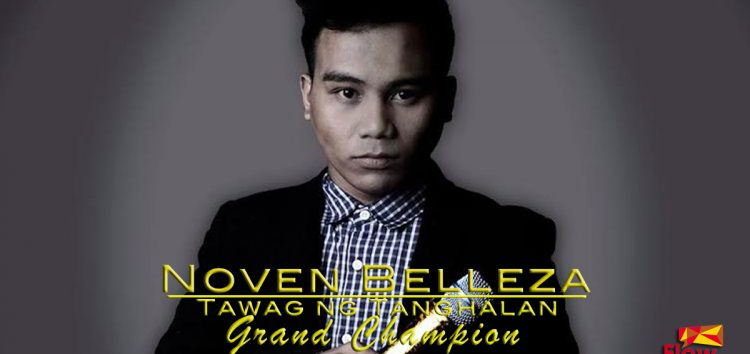 Noven Belleza is Tawag ng Tanghalan Grand Champion!