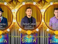 Tawag ng Tanghalan Ang Huling Tapatan Final 3: Sam Mangubat, Froilan Canlas and Noven Belleza