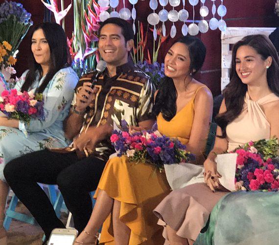 Ikaw Lang Iibihin airs on ABS-CBN PrimeTanghali beginning May 1